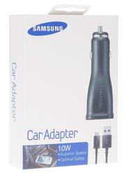 Автомобильное зарядное устройство Samsung ECA-U21CBEGSTD