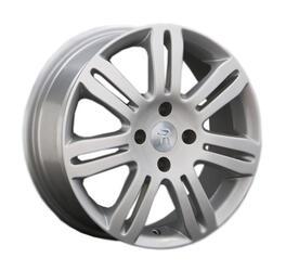 Автомобильный диск литой Replay PG12 6,5x16 4/108 ET 49 DIA 57,1 Sil