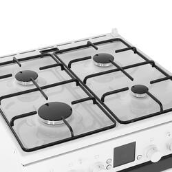 Газовая плита Bosch HGG345223R белый