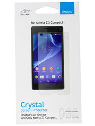 "4.6""  Пленка защитная для смартфона Sony Xperia Z3 Compact"