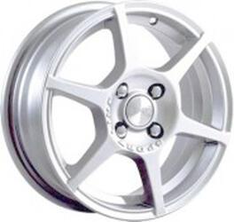 Автомобильный диск литой Скад Ягуар 5,5x14 4/114,3 ET 30 DIA 72,6 белый