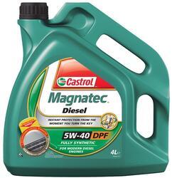 Моторное масло CASTROL Magnatec Diesel 5W40 4672810090