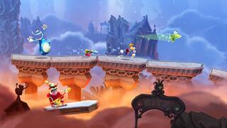 Игра для Xbox 360 Rayman Legends