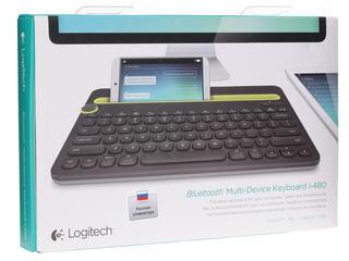 Клавиатура для планшетов Logitech K480