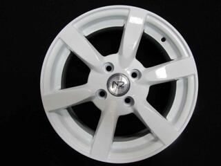 Автомобильный диск Литой NZ SH621 5,5x14 4/100 ET 40 DIA 73,1 White