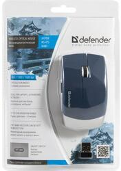Мышь беспроводная Defender Jasper MS-475 Nano