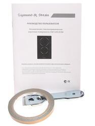 Электрическая варочная поверхность Zigmund & Shtain CNS 129.30 BX