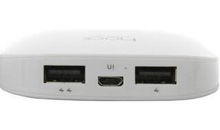 Портативный аккумулятор Hoox Magic Stone HO-MG6000-W белый