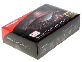 Устройство видеозахвата AVerMedia Game Capture HD2