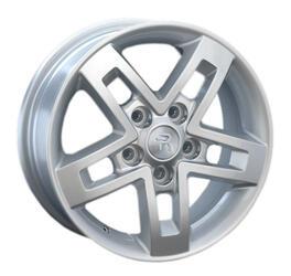 Автомобильный диск литой Replay KI15 6x15 5/114,3 ET 44 DIA 67,1 Sil