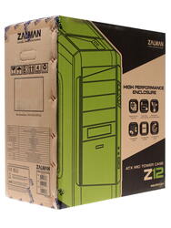 Корпус Zalman Z12 черный