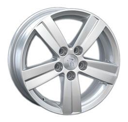 Автомобильный диск литой Replay PG44 6,5x16 5/130 ET 68 DIA 78,1 Sil