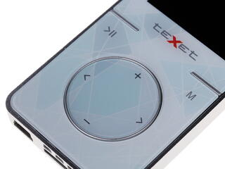 Мультимедиа плеер teXet T-48 серый