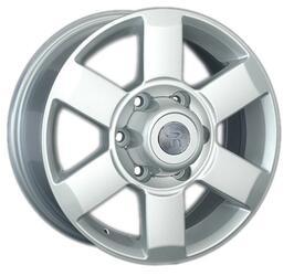 Автомобильный диск литой Replay MI73 7x16 6/139,7 ET 38 DIA 67,1 Sil