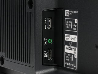 "55"" (139 см)  LED-телевизор Sony KDL-55W807C серебристый"