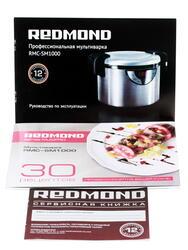 Мультиварка Redmond RMC-SM1000 серебристый