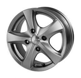 Автомобильный диск Литой Скад Уран 6x14 5/114,3 ET 37 DIA 67,1 Селена-алмаз
