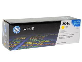 Картридж лазерный HP 304A (CC532A)