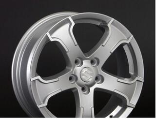 Автомобильный диск литой Replay SZ6 6,5x17 5/114,3 ET 45 DIA 57,1 Sil