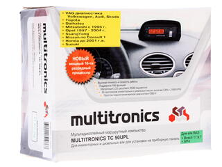 Маршрутный компьютер Multitronics TC 50UPL