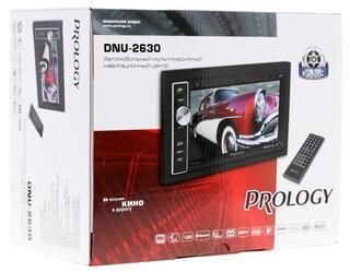 Автопроигрыватель Prology DNU-2630
