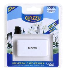 Карт-ридер GINZZU GR-416W
