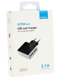 Сетевое зарядное устройство Deppa Ultra 11309