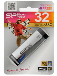 Память USB Flash Silicon Power Marvel M60 32 Гб