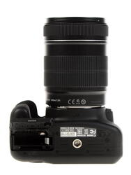 Зеркальная камера Canon EOS 1200D Kit 18-135mm IS черный