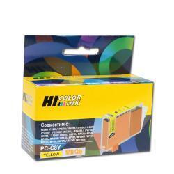 Картридж струйный HI-COLOR INK PC-C8Y