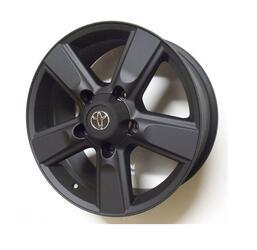 Автомобильный диск литой LegeArtis TY60 8x17 5/150 ET 60 DIA 110,3 MB