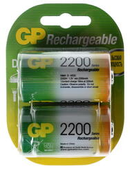 Аккумулятор GP 220DH-BC2 2200 мАч