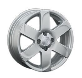 Автомобильный диск Литой Replay TG1 5,5x15 5/114,3 ET 41 DIA 67,1 Sil