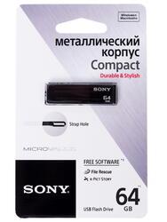 Память USB Flash Sony USM64W 64 Гб