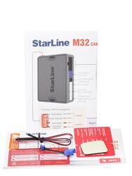 Охранно-информационный модуль StarLine М32
