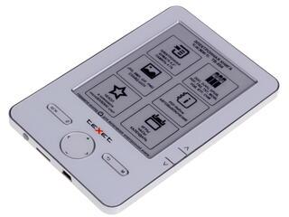 4.3'' Электронная книга teXet TB-504 серебристый