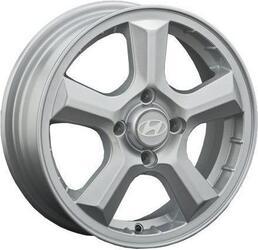 Автомобильный диск Литой Replay HND7 5x14 4/100 ET 46 DIA 54,1 Sil