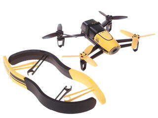 Квадрокоптер Parrot Bebop Drone Yellow