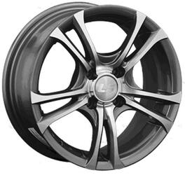 Автомобильный диск Литой LS W304 6,5x15 4/114,3 ET 42 DIA 73,1 GMF