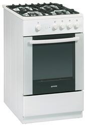 Газовая плита Gorenje G51101IW Белый