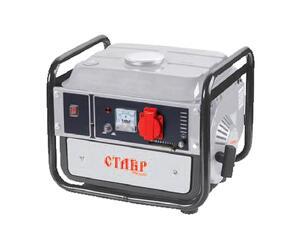 Электрогенератор бензиновый Ставр ГБ-800