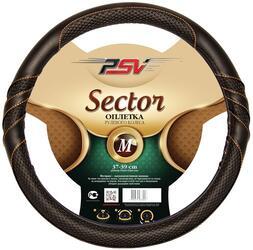 Оплетка на руль PSV SECTOR Fiber черный