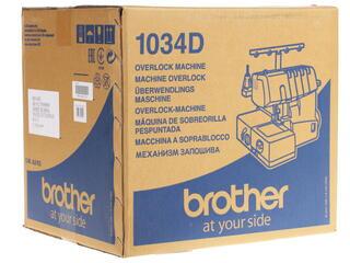 Оверлок Brother M1034D
