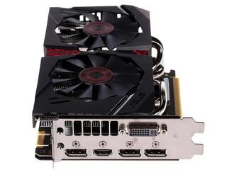 Видеокарта ASUS GeForce GTX 960 STRIX [STRIX-GTX960-DC2-4GD5]