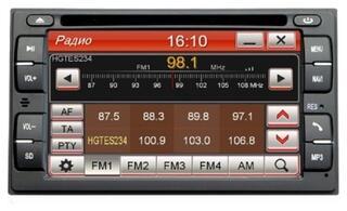 Автопроигрыватель INTRO CHR-6296U