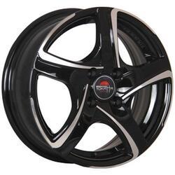 Автомобильный диск Литой Yokatta MODEL-5 7x17 5/112 ET 43 DIA 57,1 BKF