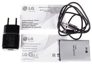 """5"""" Смартфон LG D724 G3 S 8 ГБ красный"""