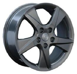 Автомобильный диск литой Replay H24 7,5x17 5/114,3 ET 55 DIA 64,1 GM