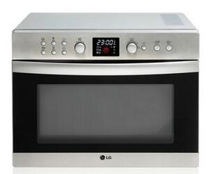 Микроволновая печь LG LB-8088HLC ( 32л, комби 3000Вт, гриль/конвекция, электронное управление, дисплей, пароварка)