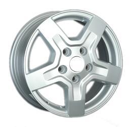 Автомобильный диск литой LegeArtis FT19 6x15 5/118 ET 68 DIA 71,1 Sil